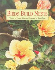 Cover art for BIRDS BUILD NESTS