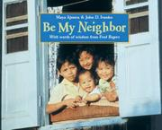 Cover art for BE MY NEIGHBOR
