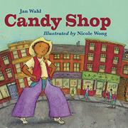 Book Cover for CANDY SHOP