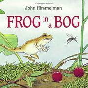 FROG IN A BOG by John Himmelman