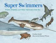 Book Cover for SUPER SWIMMERS