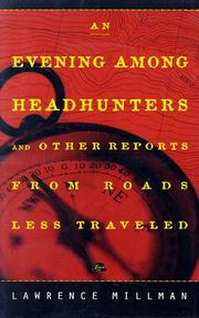Book Cover for AN EVENING AMONG HEADHUNTERS