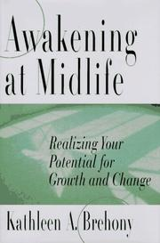Cover art for AWAKENING AT MIDLIFE