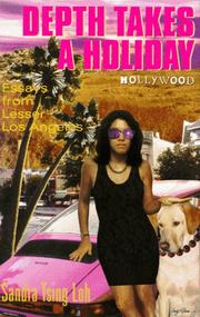 DEPTH TAKES A HOLIDAY by Sandra Tsing Loh