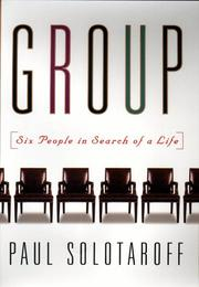 GROUP by Paul Solotaroff