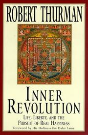 Cover art for INNER REVOLUTION