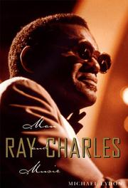 RAY CHARLES by Michael Lydon