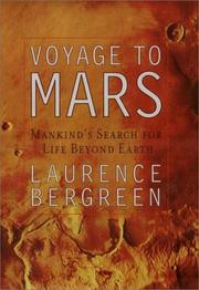 Cover art for VOYAGE TO MARS