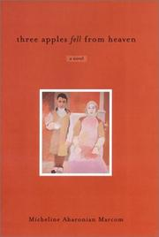 Book Cover for THREE APPLES FELL FROM HEAVEN