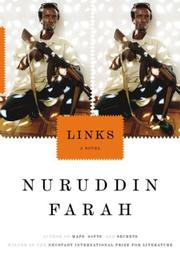 LINKS by Nuruddin Farah
