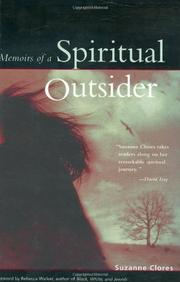 Cover art for MEMOIRS OF A SPIRITUAL OUTSIDER