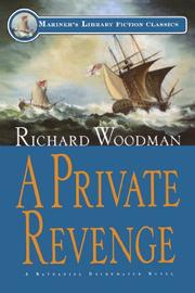 A PRIVATE REVENGE by Richard Woodman