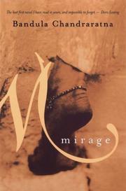 MIRAGE by Bandula Chandraratna