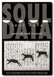 SOUL DATA by Mark Svenvold