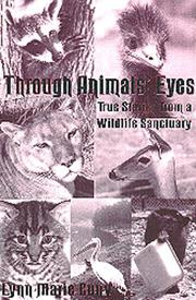 THROUGH ANIMALS' EYES by Lynn Marie Cuny