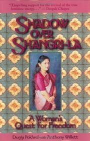 SHADOW OVER SHANGRI-LA by Durga Pokhrel