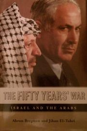 THE FIFTY YEARS' WAR by Ahron Bregman