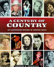 Cover art for A CENTURY OF COUNTRY