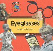 EYEGLASSES by Margaret J. Goldstein