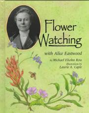Book Cover for FLOWER WATCHING