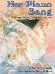 Cover art for HER PIANO SANG