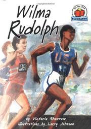 WILMA RUDOLPH by Victoria Sherrow