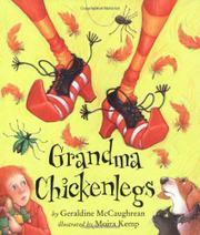 GRANDMA CHICKENLEGS by Geraldine McCaughrean