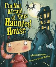 Book Cover for I'M NOT AFRAID OF THIS HAUNTED HOUSE