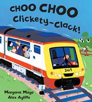 Cover art for CHOO CHOO CLICKETY-CLACK!