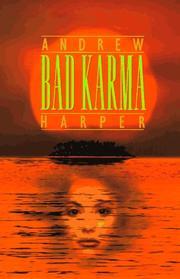 BAD KARMA by Andrew Harper