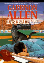 BASEBALL CAT by Garrison Allen
