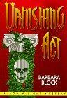 VANISHING ACT by Barbara Block