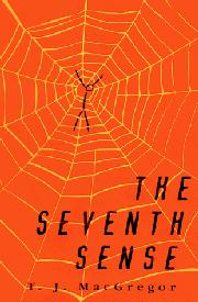 Cover art for THE SEVENTH SENSE