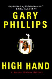 HIGH HAND by Gary Phillips