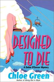 Cover art for DESIGNED TO DIE