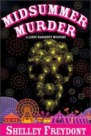 MIDSUMMER MURDER by Shelley Freydont
