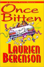 ONCE BITTEN by Laurien Berenson