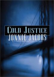 COLD JUSTICE by Jonnie Jacobs
