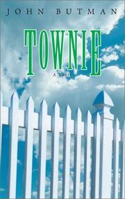 TOWNIE by John Butman