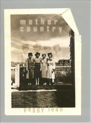 MOTHER COUNTRY by Peggy Leon
