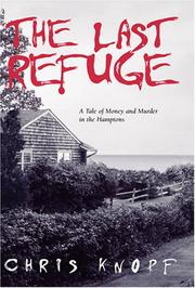 Book Cover for THE LAST REFUGE