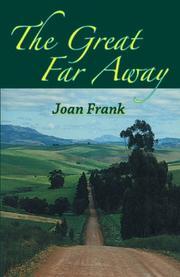 THE GREAT FAR AWAY by Joan Frank