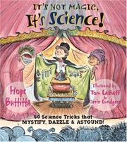 Cover art for IT'S NOT MAGIC, IT'S SCIENCE!