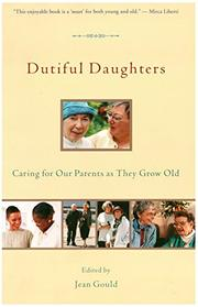 Cover art for DUTIFUL DAUGHTERS