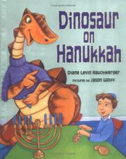 Cover art for DINOSAUR ON HANUKKAH