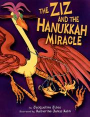 Cover art for THE ZIZ AND THE HANUKKAH MIRACLE