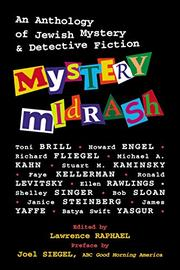 Book Cover for MYSTERY MIDRASH
