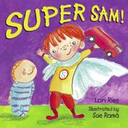 Cover art for SUPER SAM!