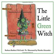 Cover art for THE LITTLE GREEN WITCH
