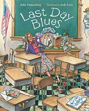 Cover art for LAST DAY BLUES